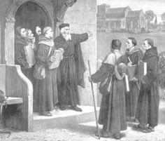 JOHN WYCLIF  TRANSLATOR AND CONTROVERSIALIST, 30 OCT. 1384