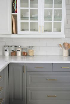 Cabinet Ideas For Kitchen  - CHECK THE PIN for Many Kitchen Cabinet Ideas. 54668378  #cabinets #kitchens