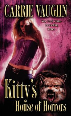 """Kitty Norville, werewolf and DJ, has been talked into participating in a reality TV show starring the supernatural: psychics, shapeshifters, and vampires.  But """"Big Brother"""" meets """"Ten Little Indians"""" as cast members start to turn up murdered.  Who is responsible, and how will Kitty survive?  Seventh in the series, and still hard to put down once you've started reading it.  Bloodier than the other entries in the series so far."""