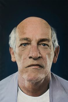 Hyper-Realistic Portraits by Michael Sydney Moore | Inspiration Grid | Design Inspiration
