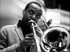 """James Louis """"J.J."""" Johnson (January 22, 1924 – February 4, 2001)"""
