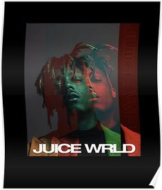 'juice wrld shirt juice wrld 999 juice wrld hoodie fan art merch and gear' Poster by robtaf British Rappers, Just Juice, Best Rapper, Fan Art, Photo Wall Collage, Dachshund Dog, Wallpaper Downloads, My Favorite Music, Iphone Wallpaper