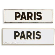 Rosanna Chez Elle Paris Ceramic Wall Art