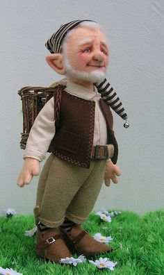 gnome looking after birds | Flickr - Fotosharing!