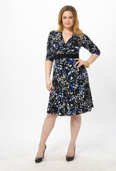 February 20th Launch:Empire Waist Floral Dress by Jessica Howard,Available in sizes 10/12,14W/16W,18W/20W/22W and 24W