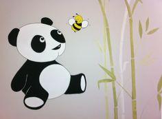 Panda per cameretta bimbi