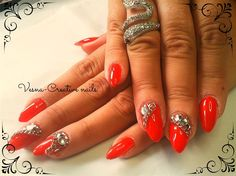 .. by vesna_creative - Nail Art Gallery nailartgallery.nailsmag.com by Nails Magazine www.nailsmag.com #nailart
