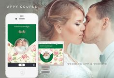 Which Appy Couple wedding app & website design will you choose?