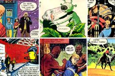 "Crítica | Doctor Who: Quadrinhos da ""TV Comic"" – 1º Doutor (1966)"