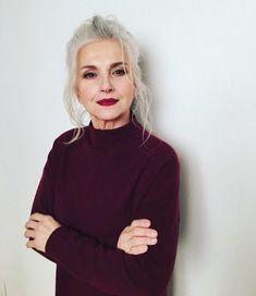 Tatjana Nekliudova, 61 Years Old