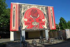 Paint the Town: Street Art in Berlin