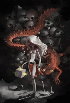 Artist Showcase: Tony Sandoval - Follow Artist on DeviantArt // Facebook  About The Artist:    Tony Sandoval was born in 1973 in the desert of Northwest Mexico. His first works were Nocturno (90s) and Blacky (2001).  Both were self-published with his brother.  From 2001 to 2005 he created illustrations in Mexico. In 2005 he started to work on bandes dessinées (literally drawn strips Franco-Belgian comics) for Paquet Editions in Switzerland.     More Adventure Time Related Artworks   More…