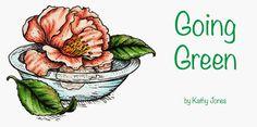 Power Poppy - The Blog: Going Green