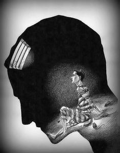 The Greatest Prison Of All - yet you have the key - free yourself to enjoy all your life can give you....