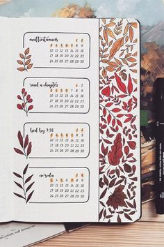 Super cute bullet journal habit tracker ideas and examples for September - Best September Habit Trackers For Bujo Addicts - Crazy Laura Bullet Journal Tracker, Bullet Journal School, Bullet Journal Inspo, Bullet Journal Weekly Spread, Minimalist Bullet Journal, Bullet Journal Lettering Ideas, Bullet Journal Notebook, Bullet Journal Aesthetic, Bullet Journal Ideas Pages