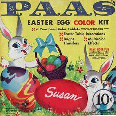 Easter Egg Color Kit