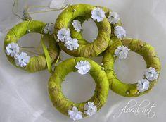Věneček jarní mini