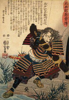 日本の伝統的な絵画8
