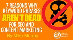 Your SEO will fall short if you don't do serious keyword analysis.
