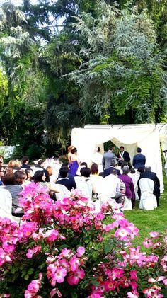 Matrimonio civile in Villa Selmi