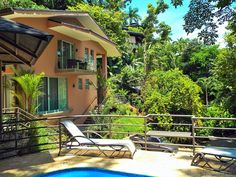 Tulemar Resort is set in the peaceful gated Tulemar Gardens. A variety of standalone Tulemar bungalows & villas are available for our guests. Bungalows, Villas, Costa Rica, Acre, Traveling, Outdoor Decor, Home Decor, Houses, Viajes