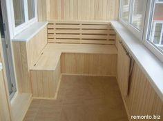 Подборка идей для балкона (лоджии) - Nebka.Ru