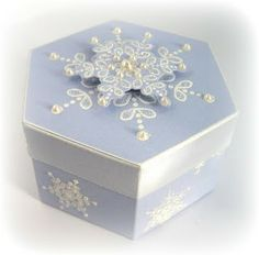 crafticious: Gift Box Template