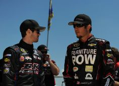 Ryan and Matrin Truex (Jr)