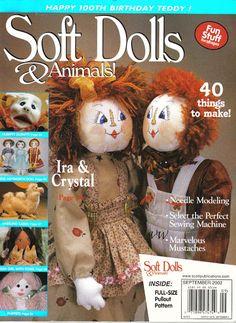Soft Dolls & Animals September 2002 - paola cabrera - Picasa Web Albums