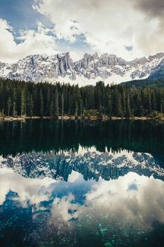 Beautiful Reflection