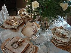Table Open House by Tin Rabbit, via Flickr