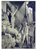"""el mundo del circo"" // spanish printmaker Teodoro Miciano"