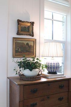 Flur Design, Home Design, Muebles Living, Interior Decorating, Interior Design, Decorating Ideas, Traditional House, Traditional Bedroom Decor, Cozy House