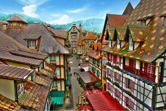 Colmar Tropicale French Theme Resort (a tropical #Alsace in the jungles of #Malaysia)