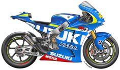 Team Suzuki MotoGP - MotoGp