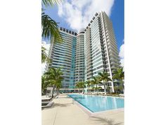This 1 bedroom, 2.00 bathroom Condo is located in Four Midtown of Miami, Florida and is priced at $465000.