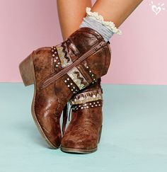 Give boring the boot and try these on for size instead. Studs that sparkle, details that delight!