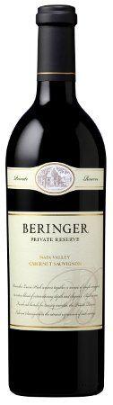 Beringer 2006 Private Reserve Cabernet Sauvignon – Red Wine         Red Wine by…