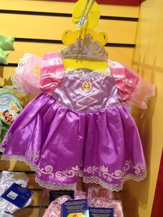 "DISNEY'S RAPUNZEL FROM ""TANGLED"" DRESS/OUTFIT FOR BUILD A BEAR WORKSHOP PLUSH'S #Disney"