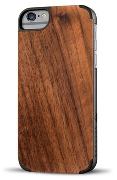 Free shipping and returns on Recover Walnut Wood iPhone 6 Case at Nordstrom.com. Richly colored walnut wood adds a bit of classic grain to a snap-fit iPhone case fitted with protective polycarbonate bumpers.