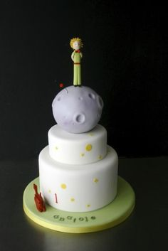 Le Petit Prince, by Sugarplum Cake Shop
