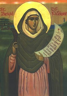 PRAYER FOR PEACE TO ST BRIGID OF IRELAND #pinterest  You were a woman of peace. You brought harmony where there was conflict. You brought light to the darkness. You brought hope to the downcast............| Awestruck Catholic Social Network