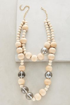 Waterside Necklace - anthropologie.com