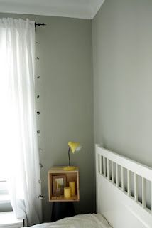 yellow grey bedroom gelb grau schlafzimmer