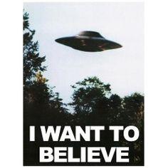 I Want to Believe | Я хочу верить