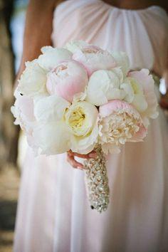 Pink peonies ~ Margot Landen Photography | bellethemagazine.com