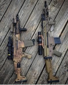 Left or right? Military Weapons, Weapons Guns, Airsoft Guns, Guns And Ammo, Rifles, Fn Scar, Ar Pistol, Offroad, Assault Rifle