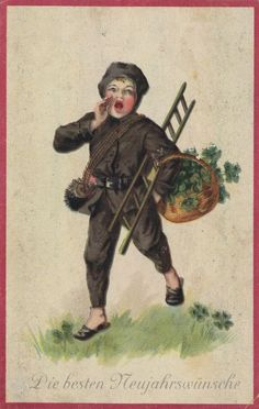 Kind als Schornsteinfeger [2]