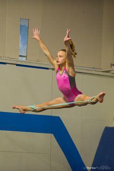 Lacey Dagen gymnast gymnastics 2011-2012 Training  #KyFun