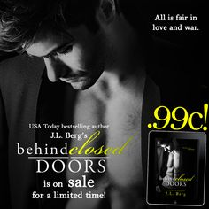 I Heart YA Books: #99cents #Sale for 'Behind Closed Doors' by J.L. B...